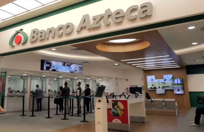 Donde Depositar A Banco Azteca?